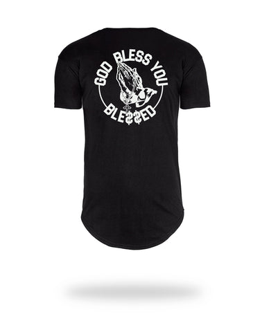 Camiseta God Bless You - HARDEST