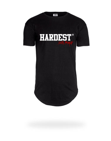 Camiseta Hardest Djs Family - Camisetas - Hardest Clothing - Trap Clothing