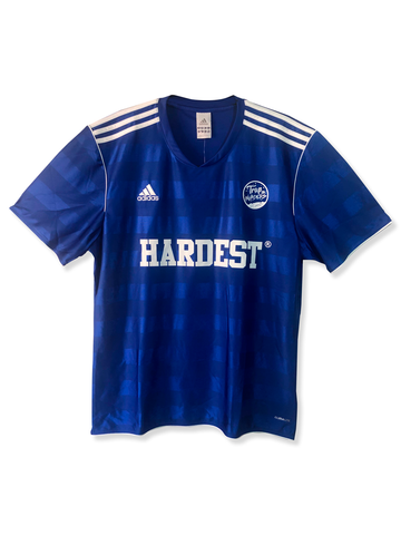 Camiseta Adidas x Trap Invaders - HARDEST