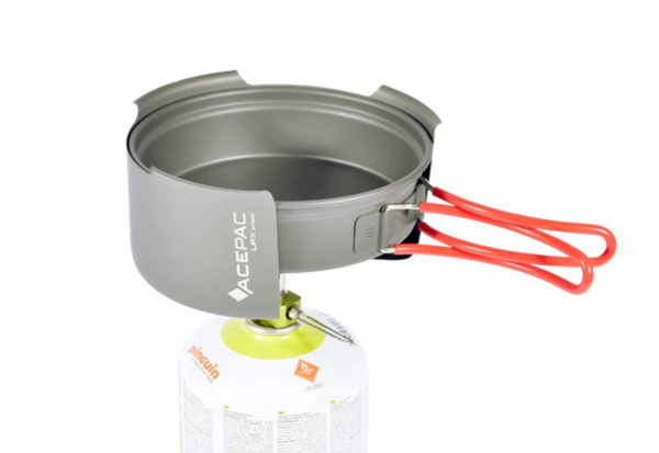 AcePac LPX Cooking Pot Set - TerraVenture MTB Ltd