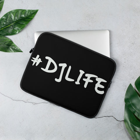 #DJLIFE Laptop Sleeve