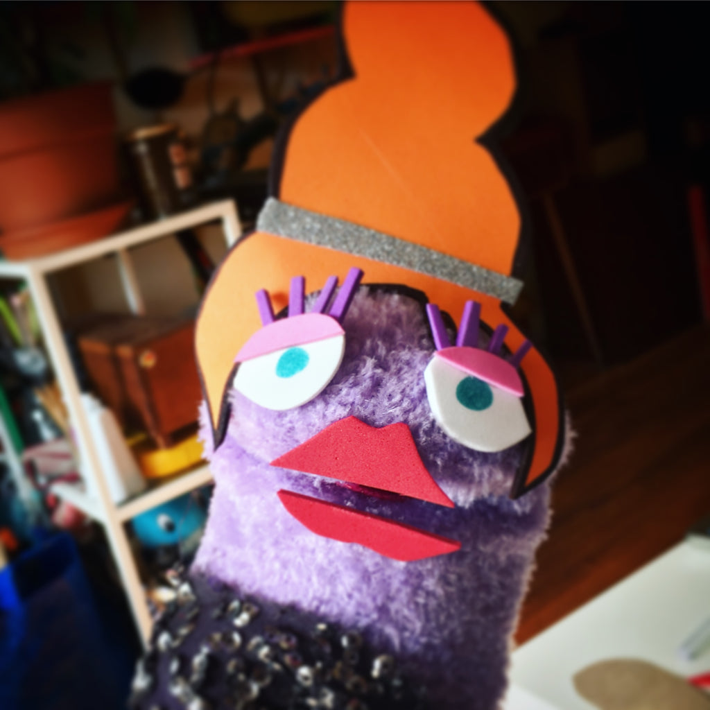 Sock Puppet City at Puppet Playlist