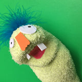 One-of-a-kind GOOF Sock Puppet