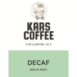 Decaf, Medium Roast