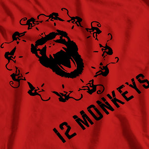 12 Monkeys Inspired T Shirt - Postees
