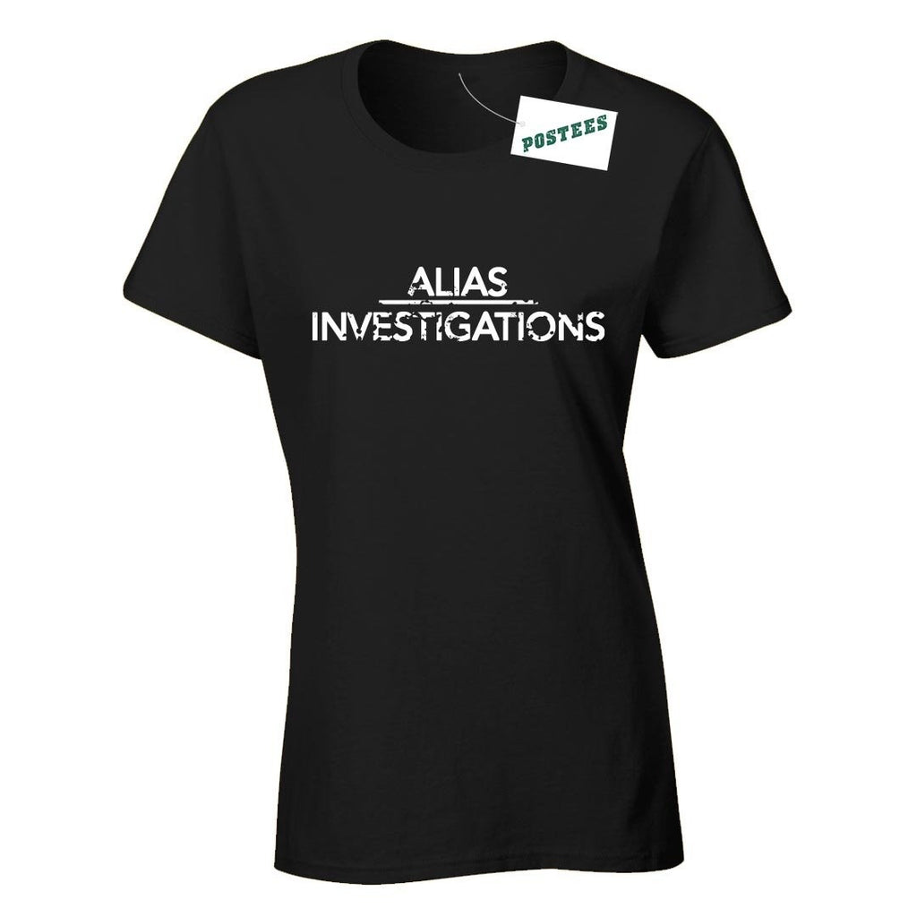 Alias Investigations Inspired by Jessica Jones Printed Ladyfit T-Shirt - Postees