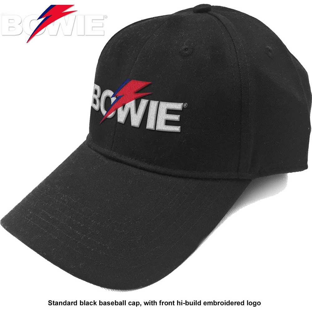 Official Bowie Aladdin Sane Bolt Baseball Cap