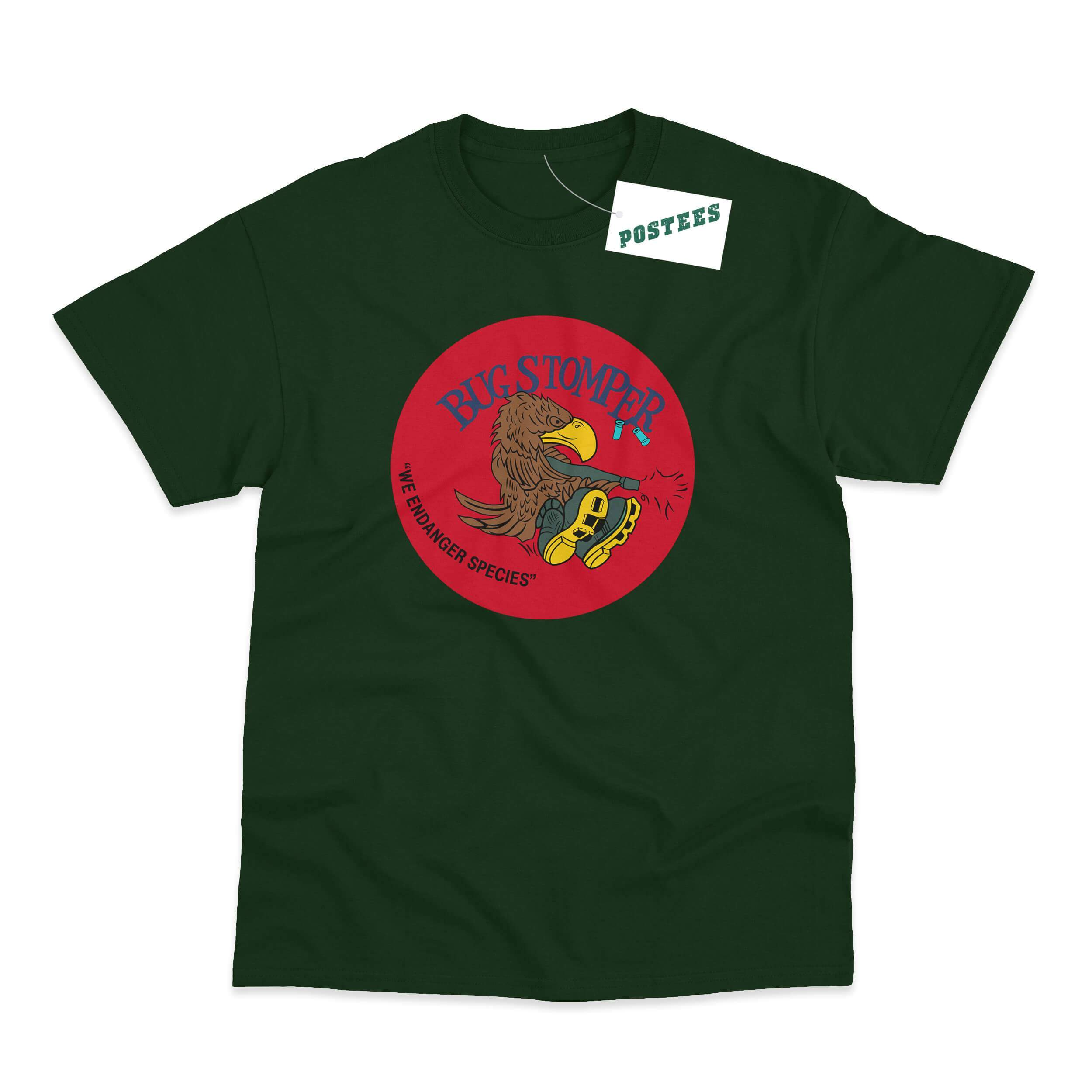 Aliens Inspired Bug Stomper T-Shirt - Postees