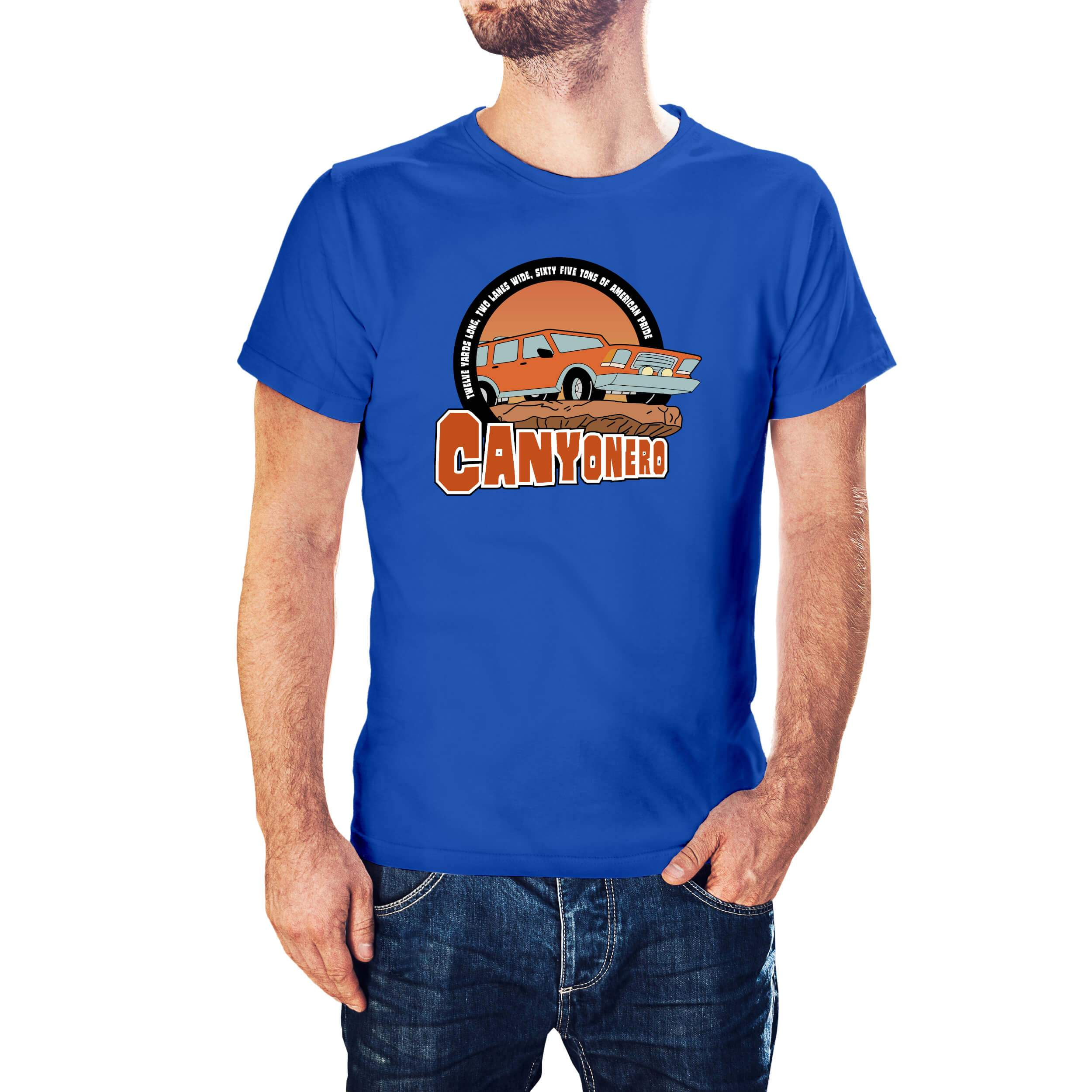 The Simpsons Inspired Canyonero T-Shirt - Postees