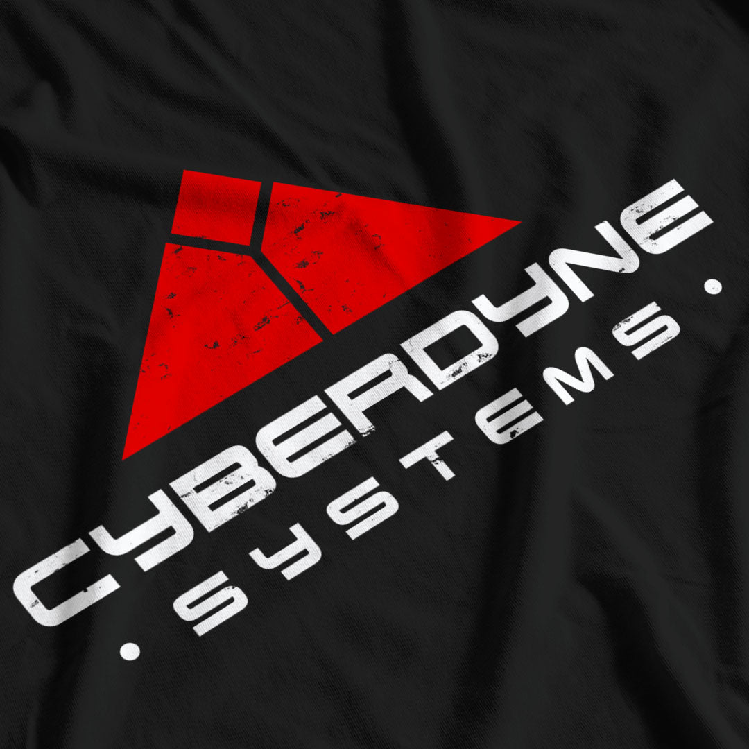 Terminator Inspired Cyberdyne Systems T-Shirt
