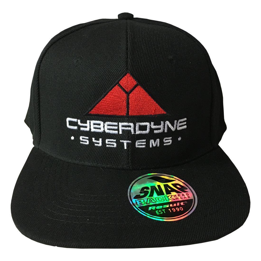 Terminator Inspired Cyberdyne Systems Snapback Cap