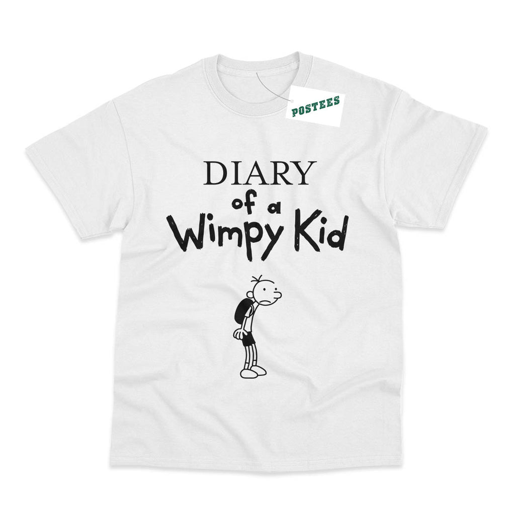 Diary Of A Wimpy Kid Inspired Kid's T-Shirt