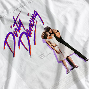Dirty Dancing Inspired Movie Poster T-Shirt