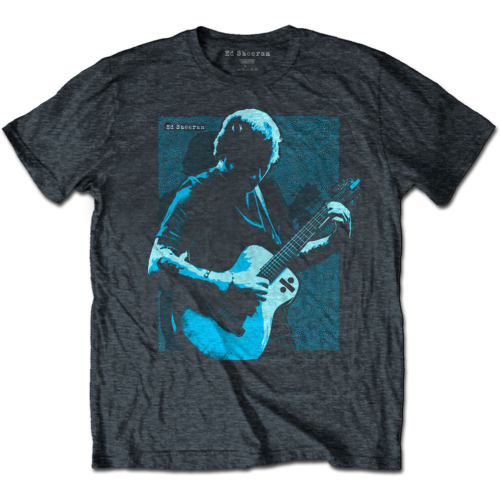 Official Ed Sheeran Chords T-Shirt