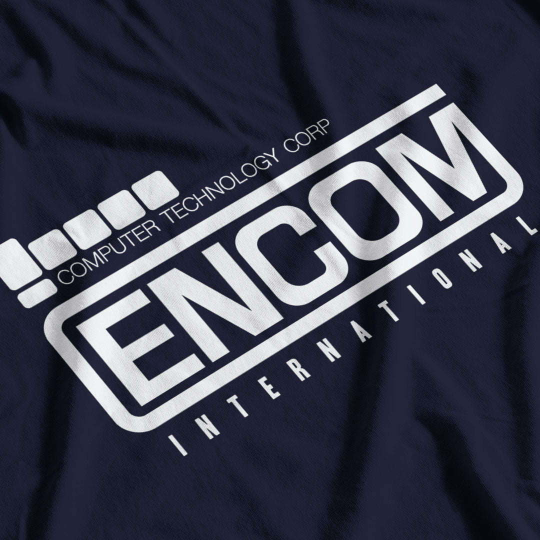 Tron Inspired ENCOM International T-Shirt