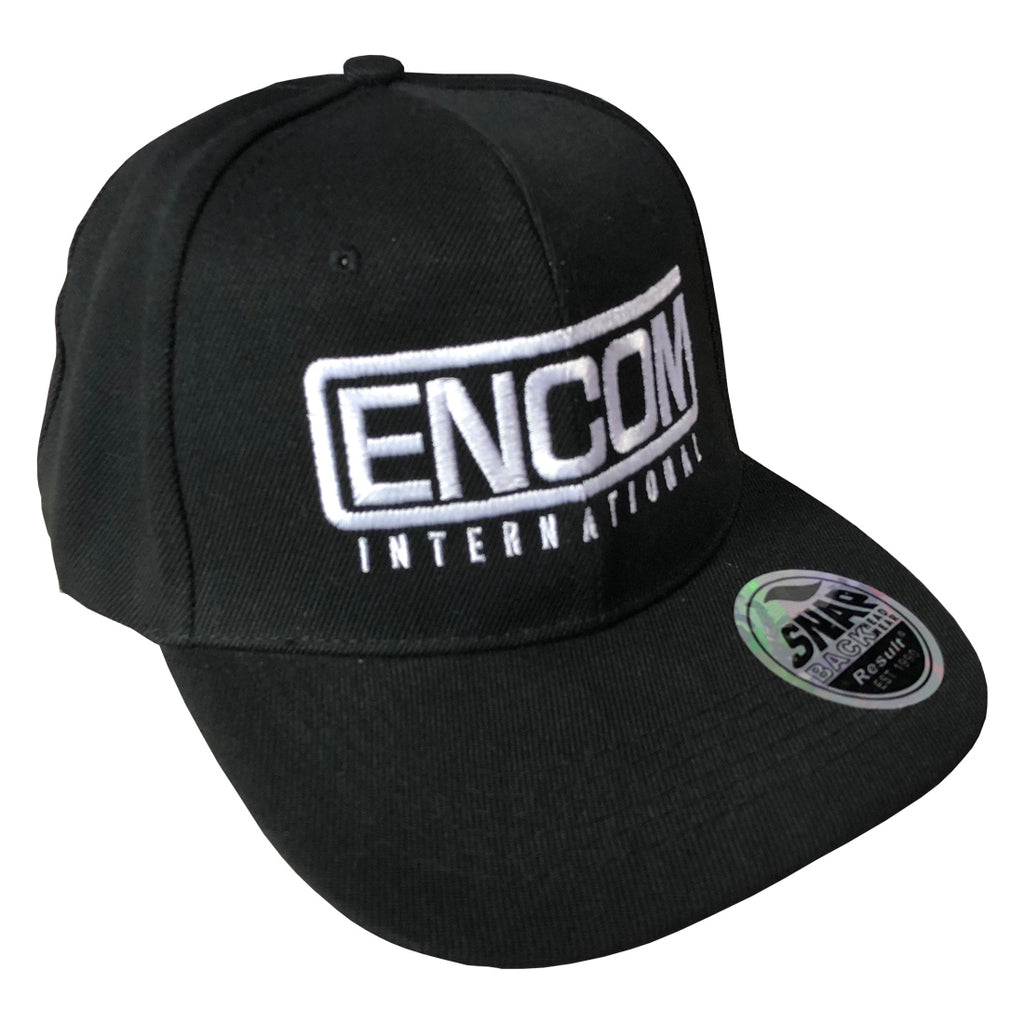 Tron Inspired ENCOM International Snapback Cap