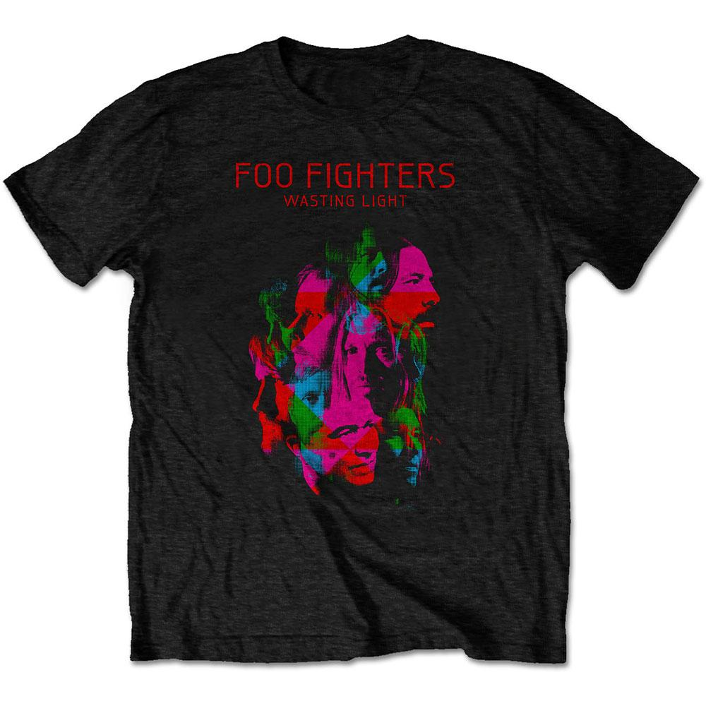 Official Foo Fighters Wasting Light T-Shirt