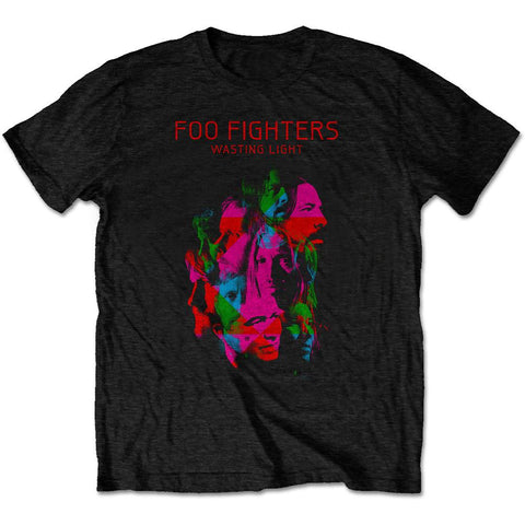 Official Foo Fighters Wasting Light Printed T-Shirt