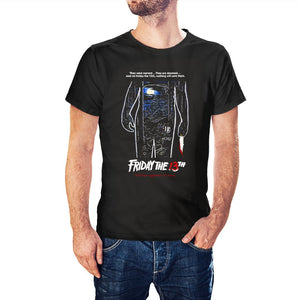 Friday the 13th Movie Poster T-Shirt - Postees