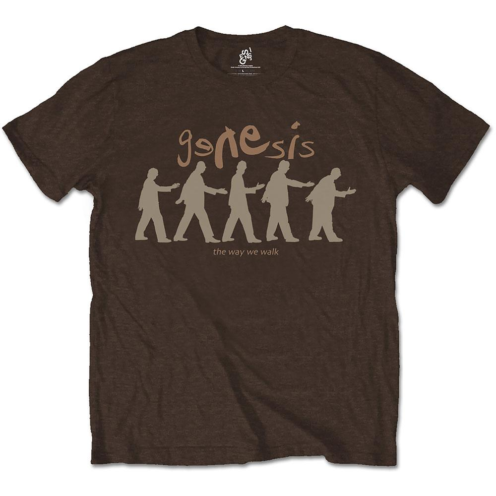 Official Genesis The Way We Walk T-Shirt
