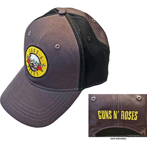 Official Guns N Roses Circle Logo Baseball Cap - Postees