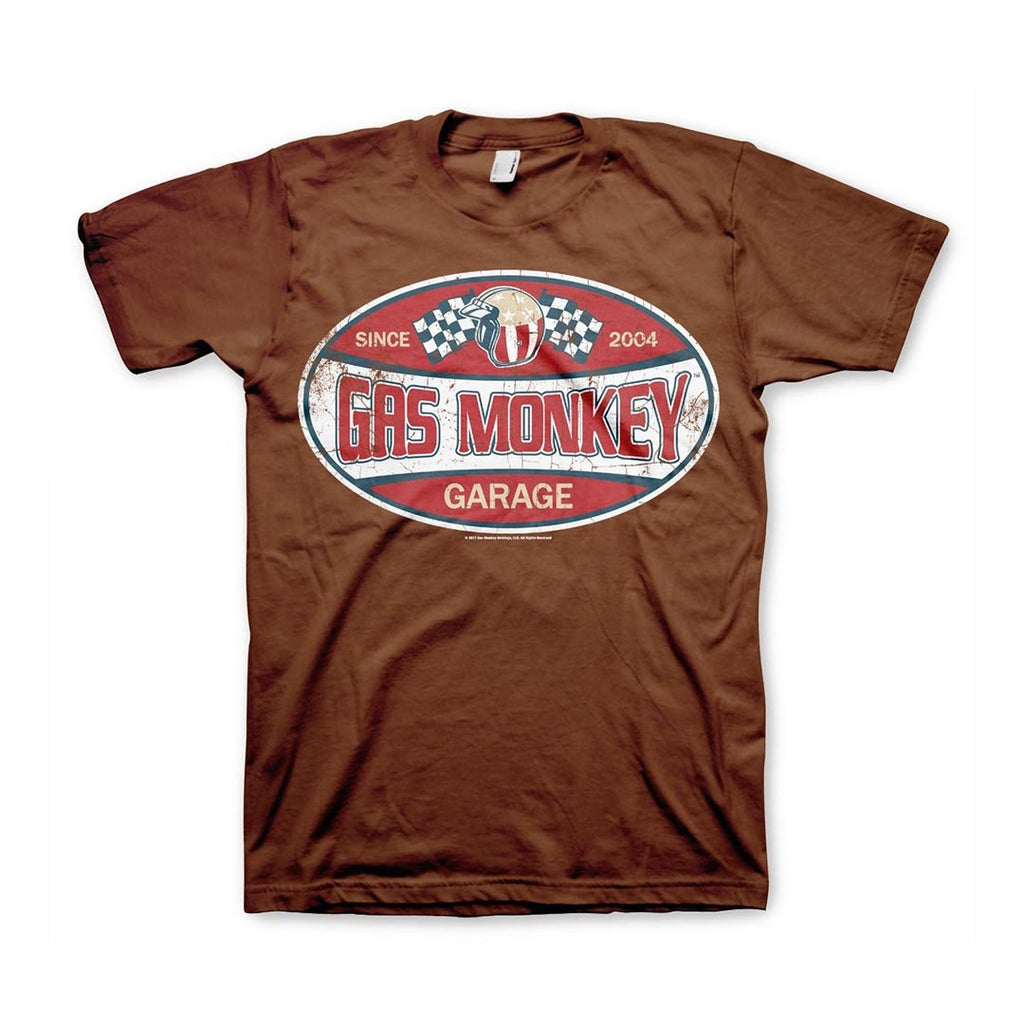 Official Gas Monkey Garage Since 2004 T-Shirt - Postees