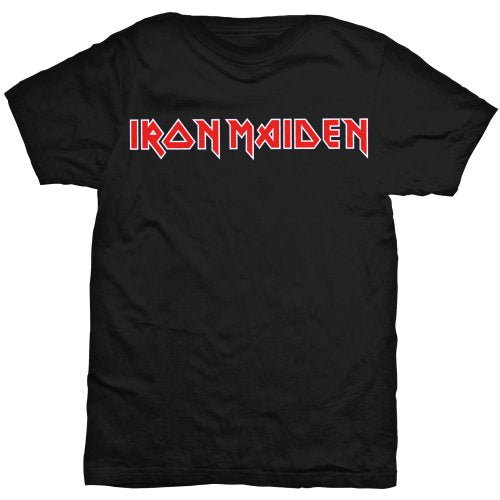 Official Iron Maiden Logo T-Shirt