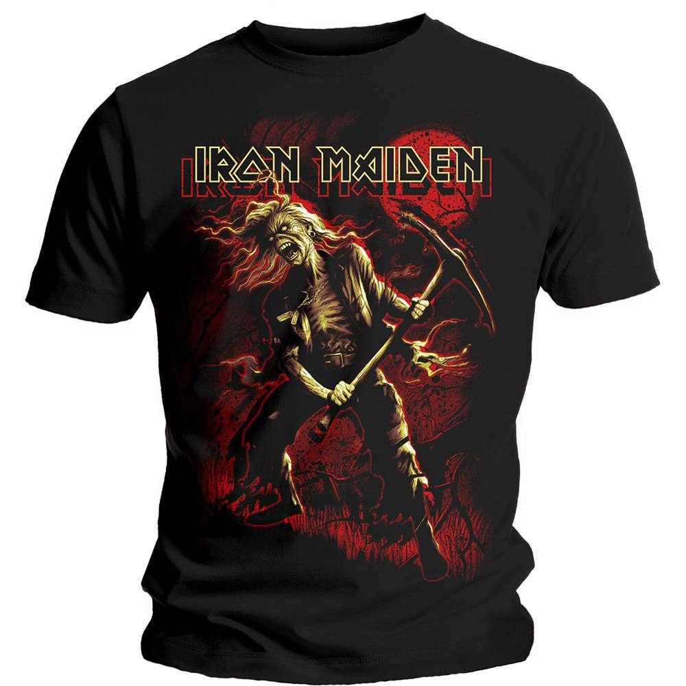 Official Iron Maiden Benjamin Breeg T-Shirt