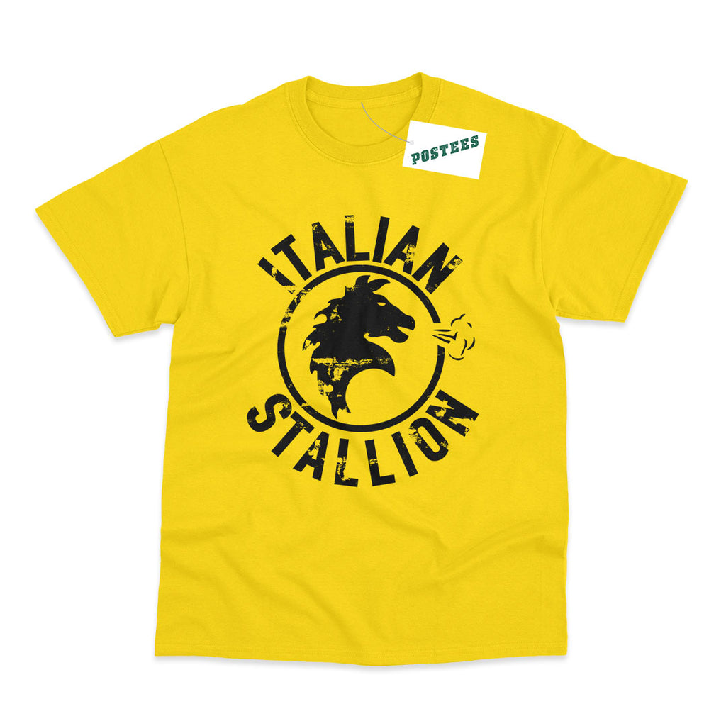 Rocky Inspired Italian Stallion T-Shirt