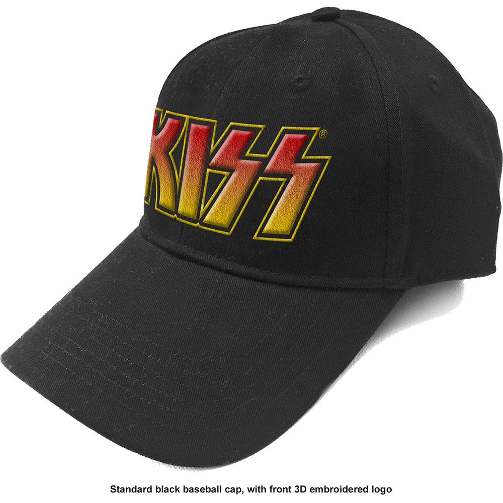Official Kiss Classic Logo Baseball Cap - Postees