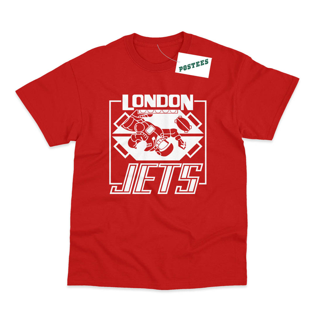 Red Dwarf Inspired London Jets T-Shirt