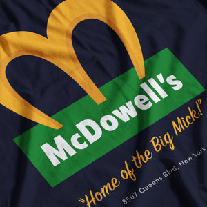 Coming To America Inspired McDowell's Restaurant T-Shirt