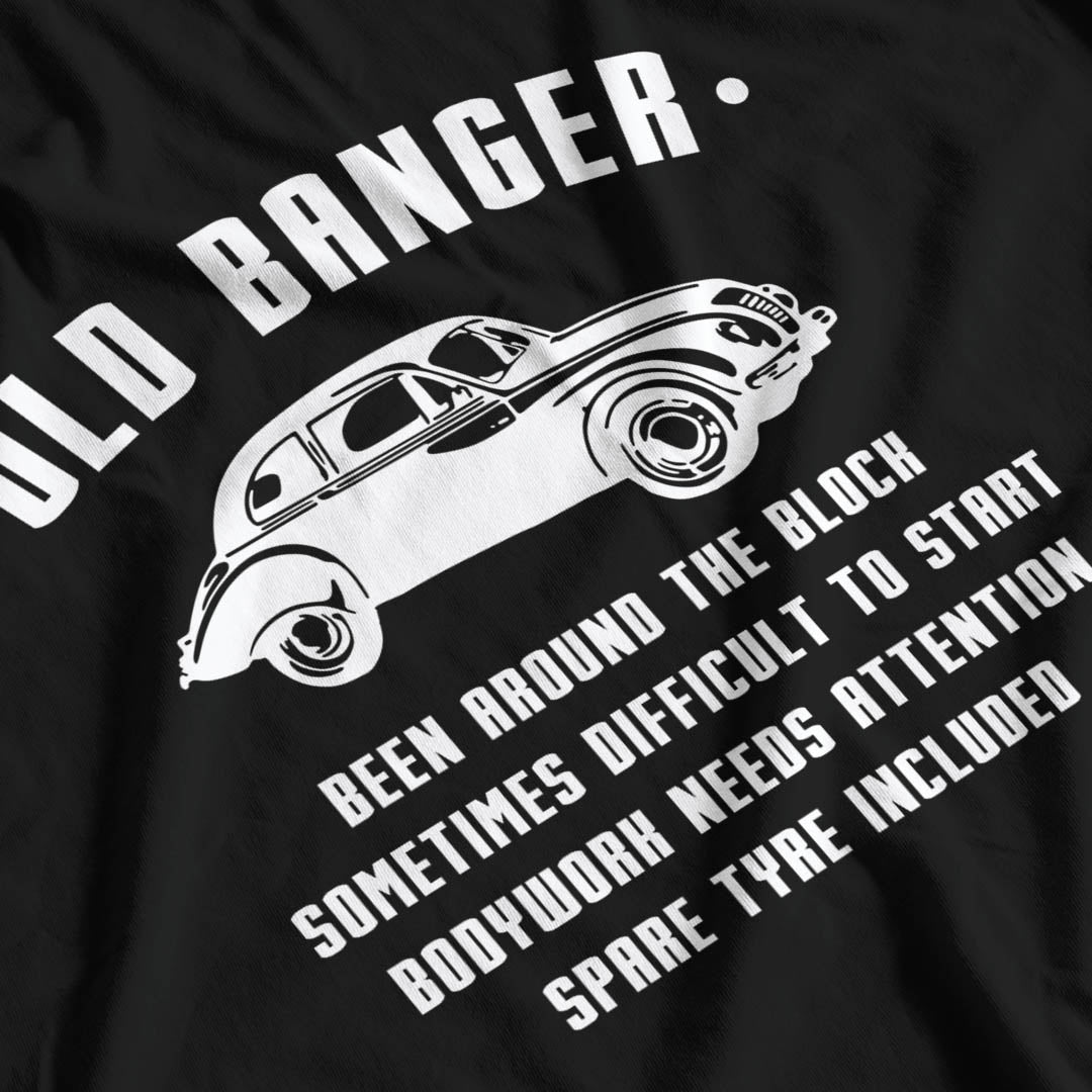 Old Banger T-Shirt