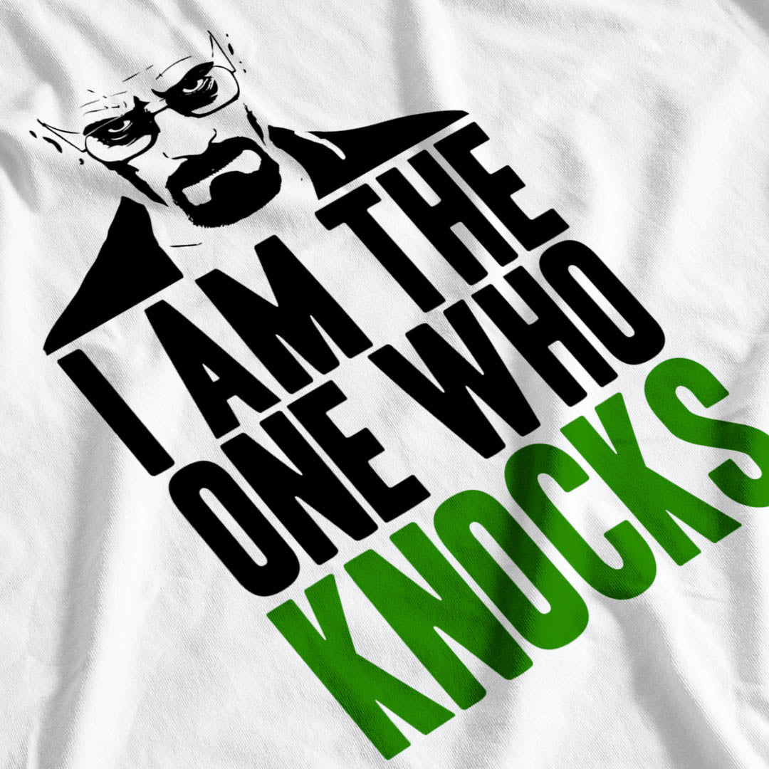Breaking Bad Inspired One Who Knocks T-Shirt