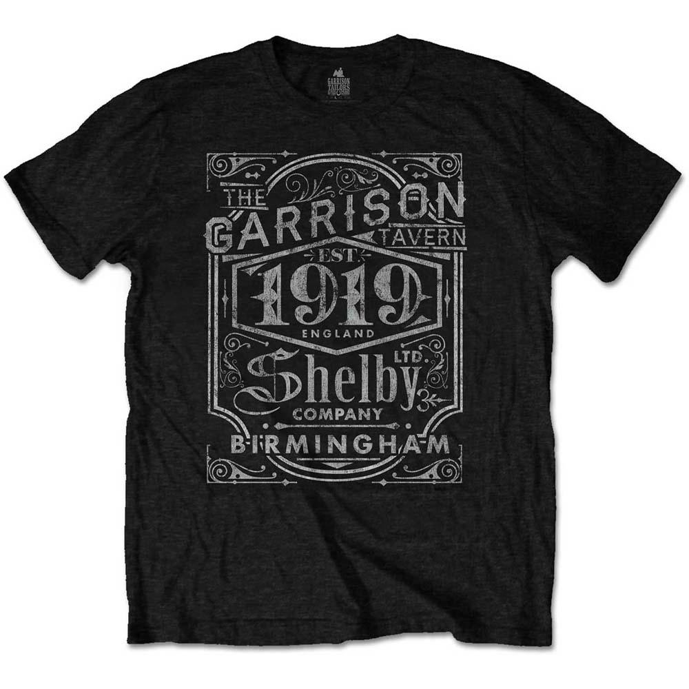 "Official Peaky Blinders ""The Garrison Tavern"" T-Shirt"
