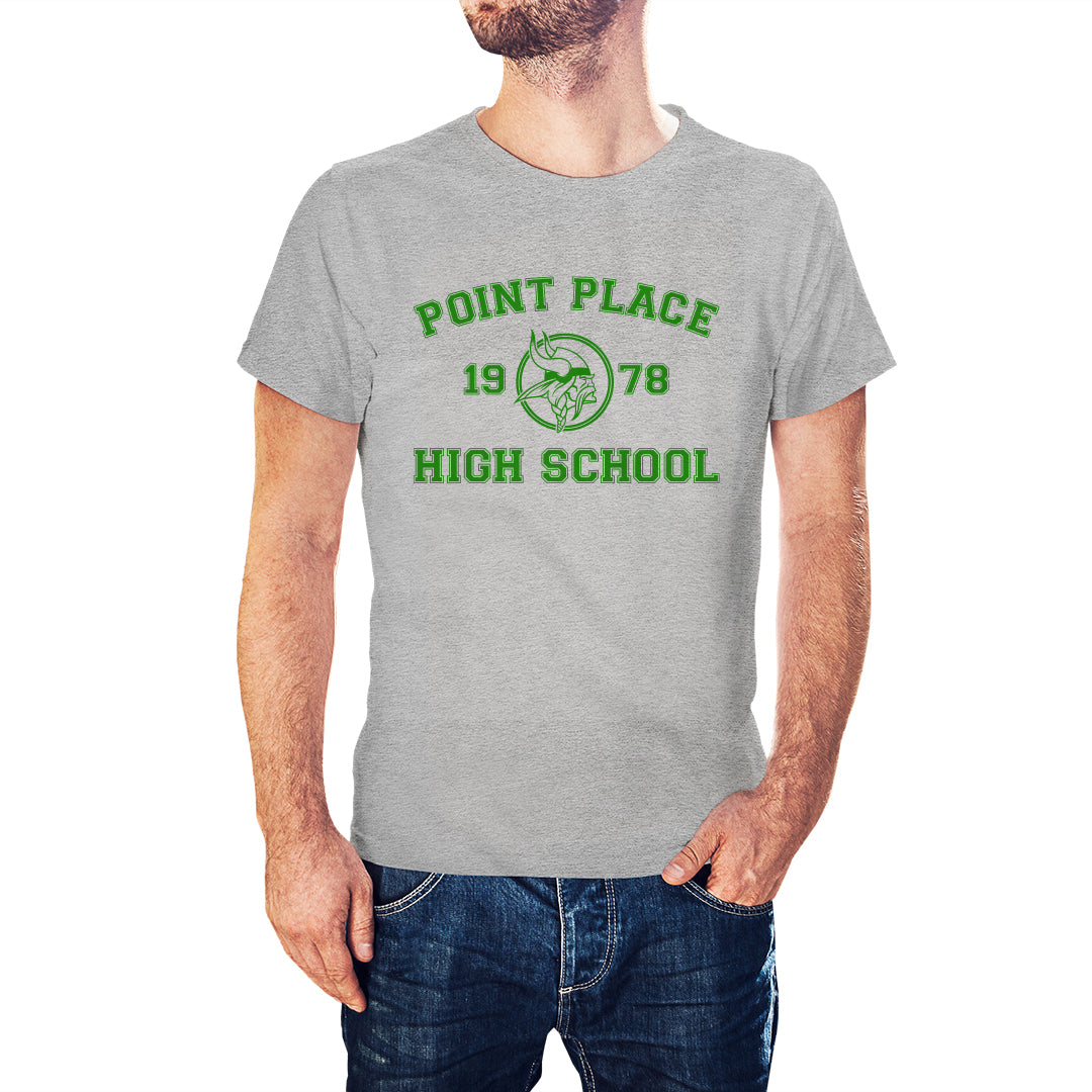 That 70s Show Inspired Point Place high School T-Shirt