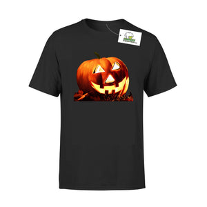 Jack O'Lantern Halloween Direct To Garment T-Shirt