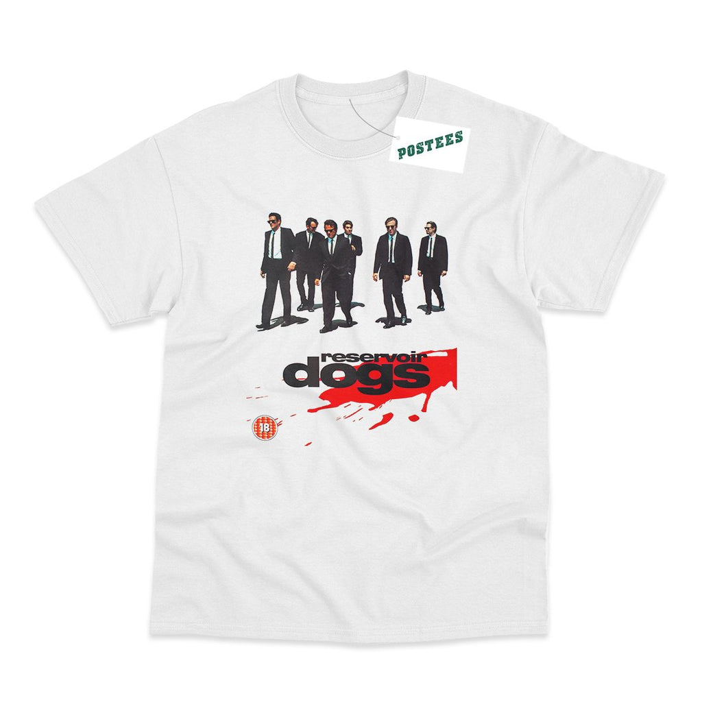 Reservoir Dogs Movie Poster T-Shirt - Postees
