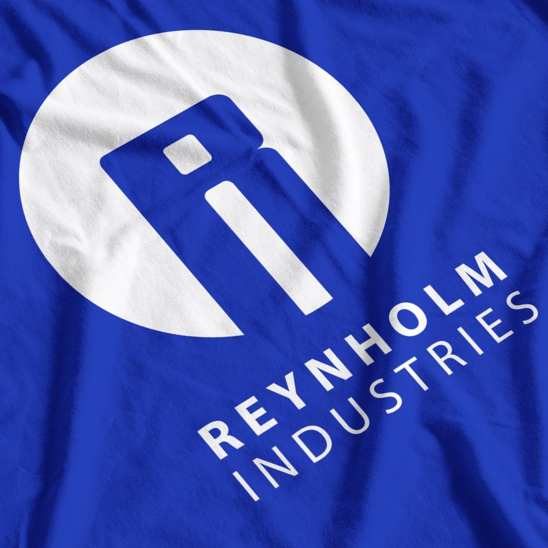 The IT Crowd Inspired Reynholm Industries T-Shirt - Postees