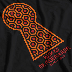 The Shining Inspired Room 237 The Overlook Hotel T-Shirt - Postees