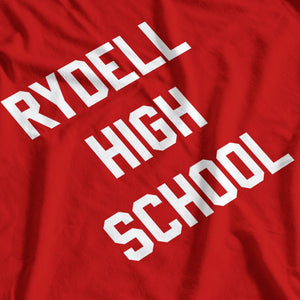Grease Inspired Rydell High School T-Shirt - Postees