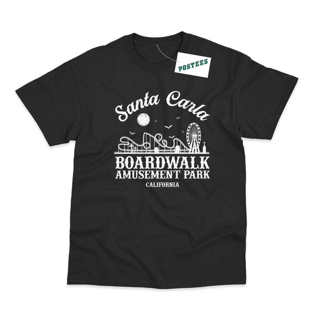 The Lost Boys Inspired Santa Carla Amusement Park T-Shirt