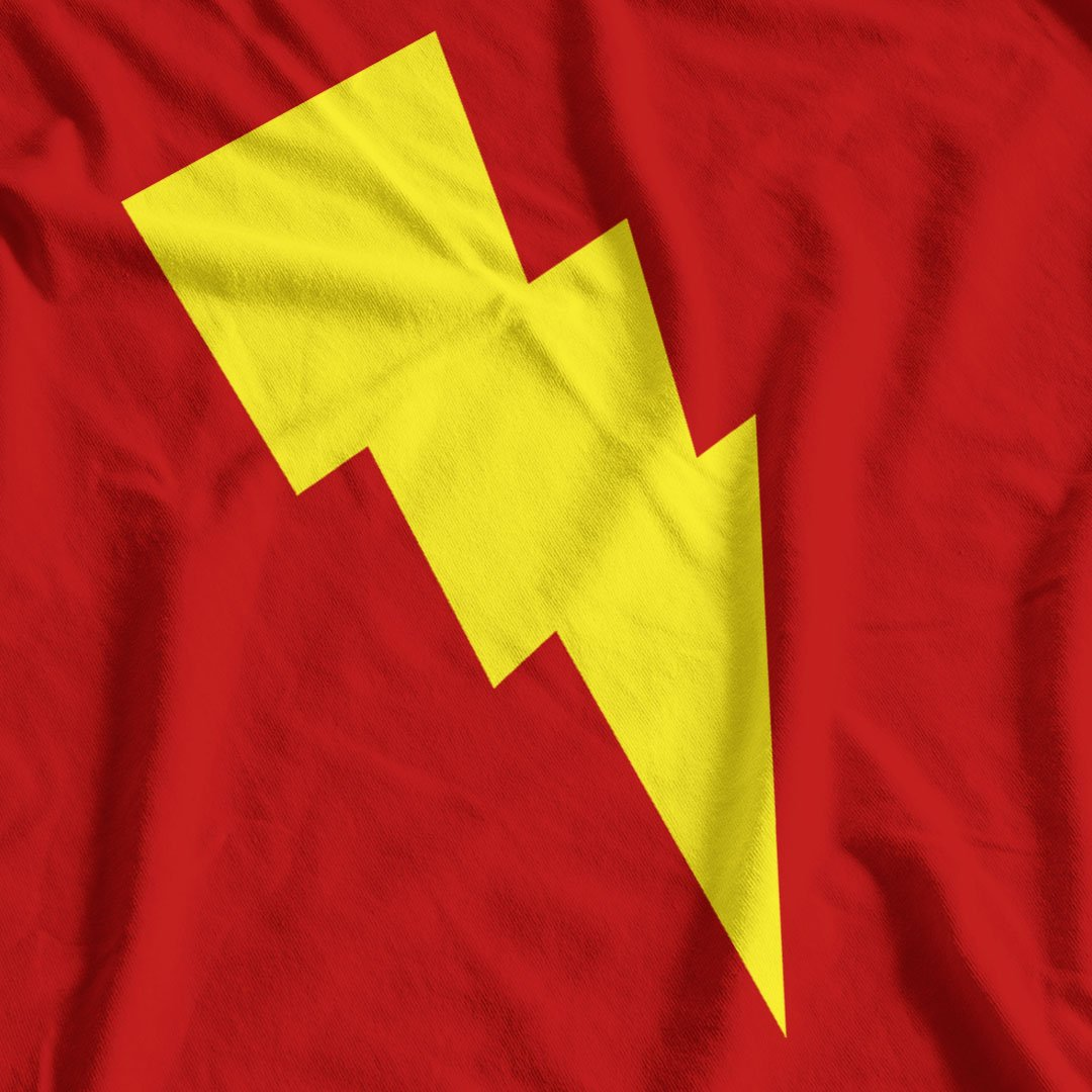 The Big Bang Theory Inspired Shazam! Superhero T-Shirt - Postees