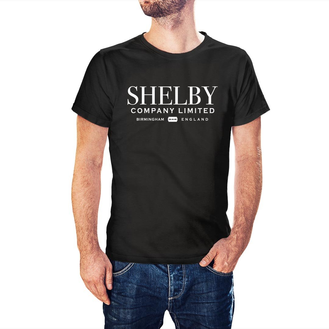 Peaky Blinders Inspired Shelby Company Ltd T-Shirt - Postees