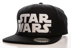 Official Star Wars Logo Cap - Postees