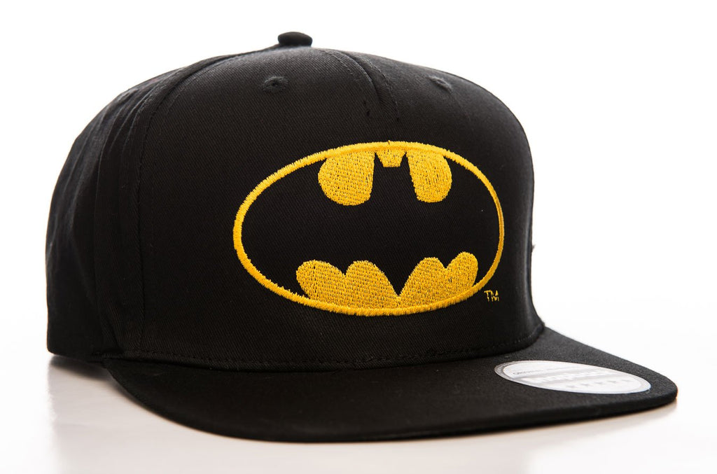Official Batman Bat Signal Snapback Cap