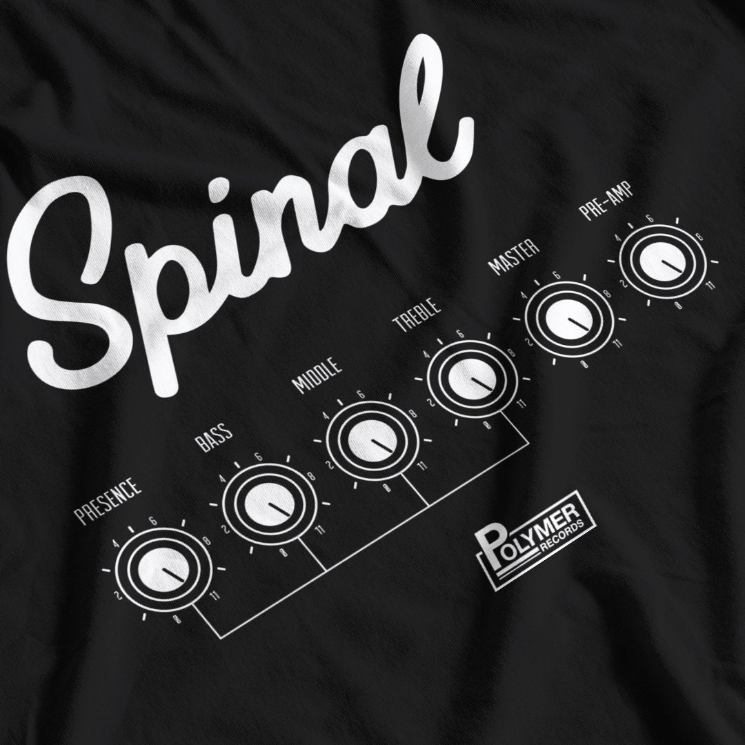 Spinal Tap Inspired Amp T-Shirt - Postees