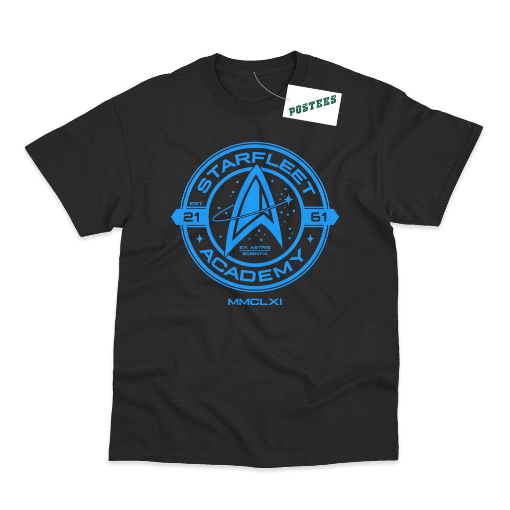 Star Trek Inspired Starfleet Academy T-Shirt - Postees