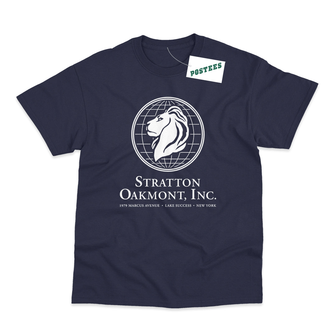 The Wolf of Wall Street Inspired Stratton Oakmont T-Shirt