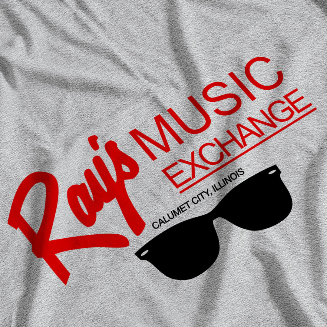 The Blues Brothers Inspired Ray's Music Exchange T-Shirt